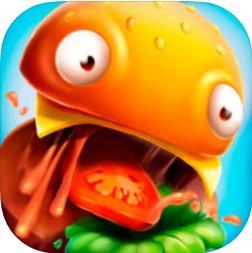 汉堡大作战(Burger io) V1.1 苹果版
