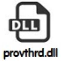 provthrd.dll 官方版