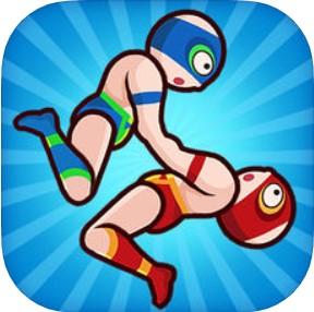Wrestle Jump Man V3.2.7 苹果版