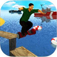 人群海滩:踏板车游戏 V1.0 苹果版