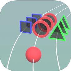 几何奔跑 V1.0 苹果版