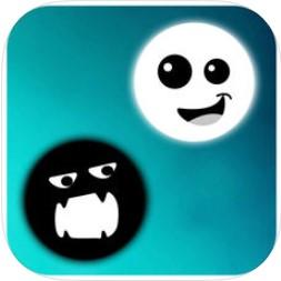 下落的黑白球 V1.0 苹果版