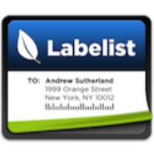 Labelist V10.0.2 Mac版