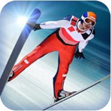 跳台滑雪模拟(Ski Jumping Pro) V1.5.5 苹果版