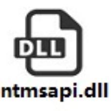 ntmsapi.dll 官方版