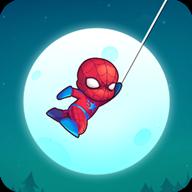 吊挂蜘蛛火柴人 V1.0 安卓版