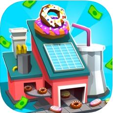 甜甜圈工厂(Donut City Tycoon) V1.0 苹果版