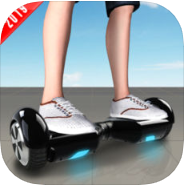 悬停板极端溜冰者3D V1.0 苹果版
