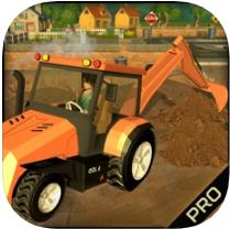 镇挖掘机模拟器亲 V1.1 苹果版