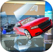 真正的粉碎车撞边特技 V1.0 苹果版