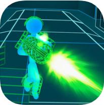火柴人霓虹枪勇士 V1.0 苹果版
