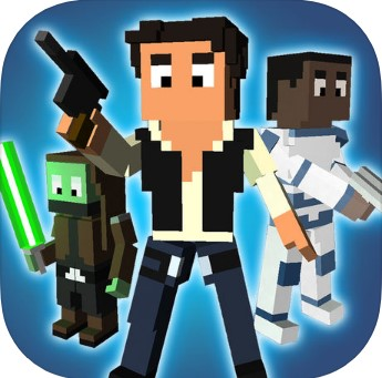 跳跳像素:银河大战 V1.0 苹果版