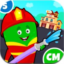 我的怪物小镇消防员 V1.0 永利平台版