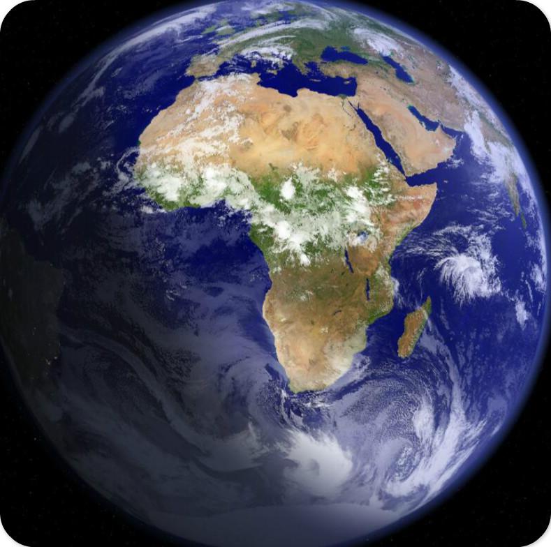 DeskSoft EarthView(动态地球屏保) V5.20.0 免费版