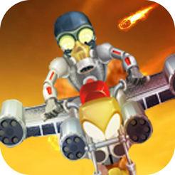 战机大战僵尸 V1.0 苹果版