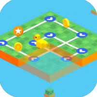 奔跑吧小黄鸭 V1.1 苹果版