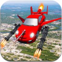 飞行汽车冒险 V1.0 安卓版