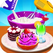 冰激凌甜品车 V1.0 苹果版
