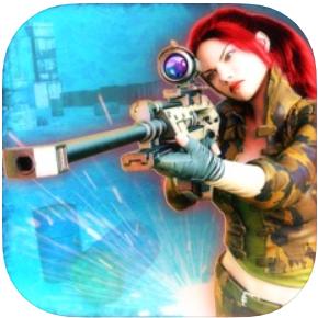 扑打狙击兵射手 V1.0 苹果版