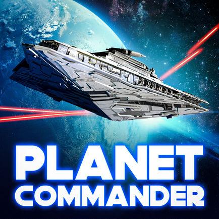 星球指挥官 V1.8 苹果版