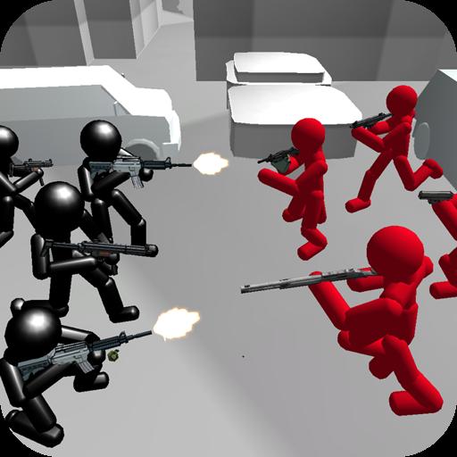 火柴人反恐模拟器 V1.0 安卓版
