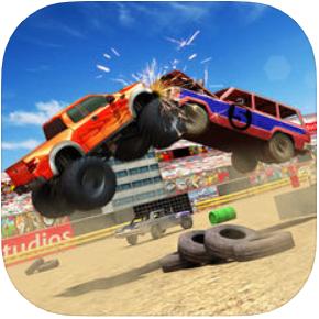至尊拆迁德比赛车碰撞模拟器 V1.0 苹果版