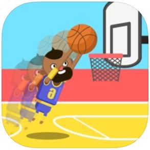 趣味双人篮球 V1.0 苹果版