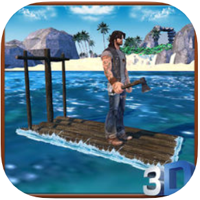 冒险的逃离筏船 V1.1 苹果版