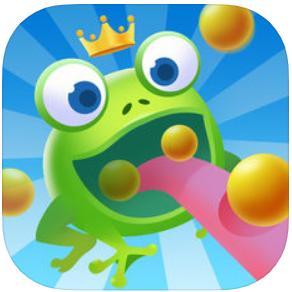 搞怪青蛙 V1.4 苹果版