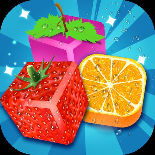 射水果方砖 V1.0.4 安卓版