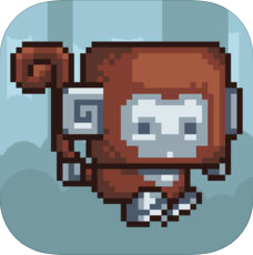 猴子跳(Monkey Boots) V1.3 苹果版