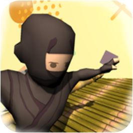 忍者奔跑3D V1.0 安卓版