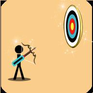 火柴人弓箭手射靶 V1.0.11 安卓版