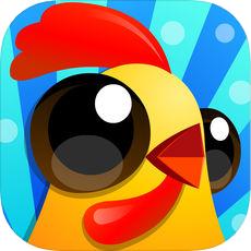 嗨皮小鸡 V1.0 苹果版