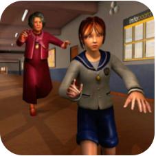 高中老师奶奶模拟器 V1.1.1 安卓版