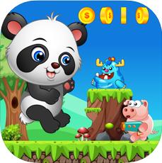 超级宠物熊猫冒险 V1.0 苹果版