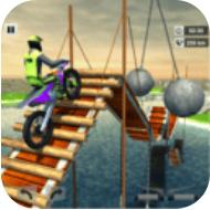 摩托车空中特技赛 V1.2.7 安卓版