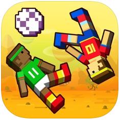 趣味足球大作战 V1.0 苹果版