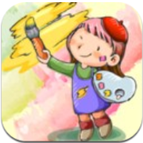 儿童涂鸦画画 V1.9 安卓版