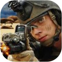 封面打击沙漠射击 V1.0 苹果版