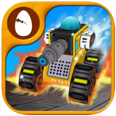 小小坦克大作战 V1.0 苹果版