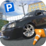 俄罗斯汽车停车 V1.1 永利平台版