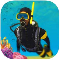 水肺潜水游泳sim V1.0 苹果版
