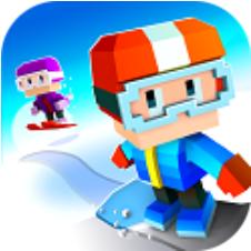 方块单板滑雪(Blocky Snowboarding) V1.4.174 安卓版
