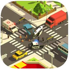 交通狂躁 V1.0 苹果版
