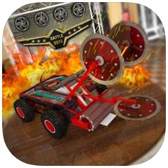 机器人汽车碰撞战舰 V1.0 苹果版