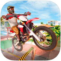 特技自行车赛车挑战 V1.0 苹果版