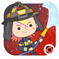 米加小镇消防局 V1.2 苹果版