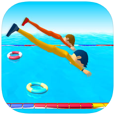 Swim Race 3D V1.0 苹果版