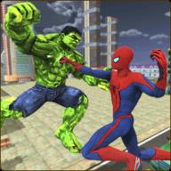 绿巨人大战蜘蛛侠 V1.0.2 安卓版